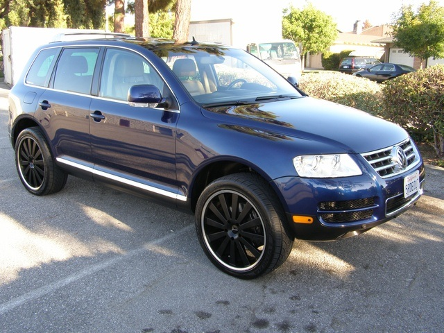 New owner of 2004 v10 TDII need some parts  Club Touareg Forums