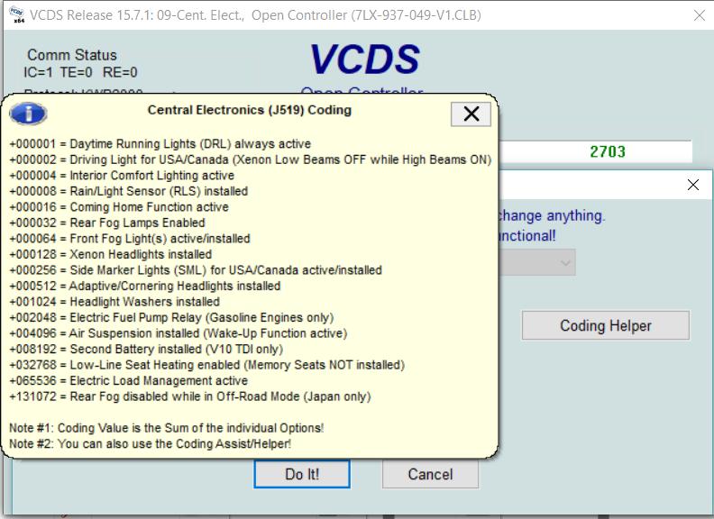 Touareg Vcds Coding