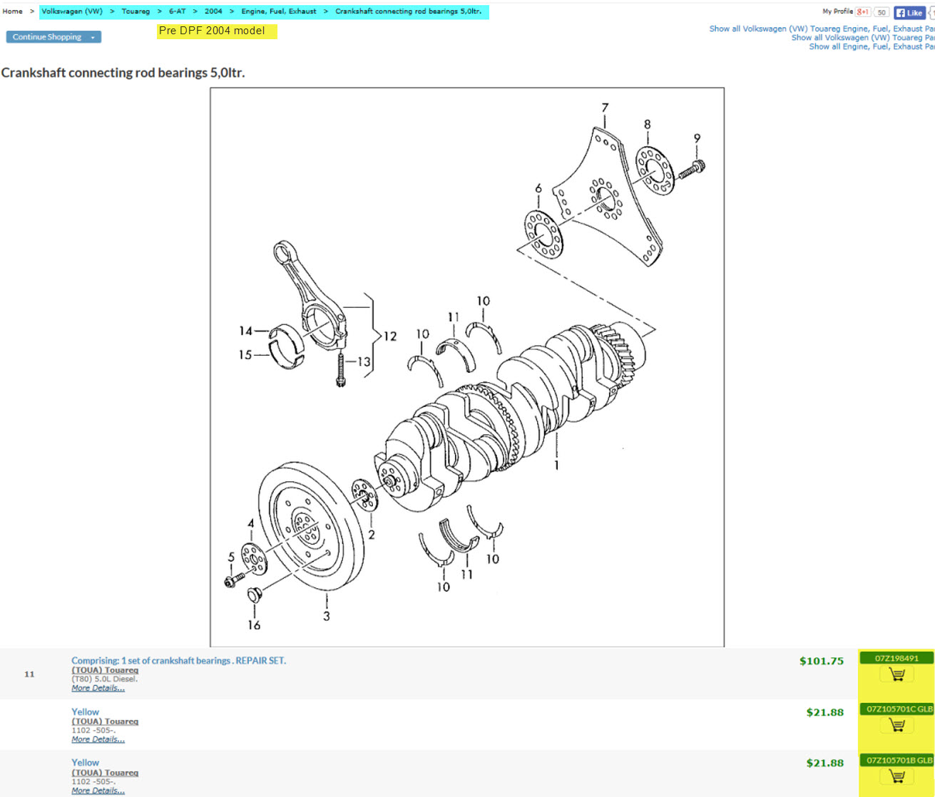 Chief Oil For R5 Club Touareg Forums V1 0 Engine Block Diagram Click Image Larger Version Name V10 Pre Dpf Part Numbers Views