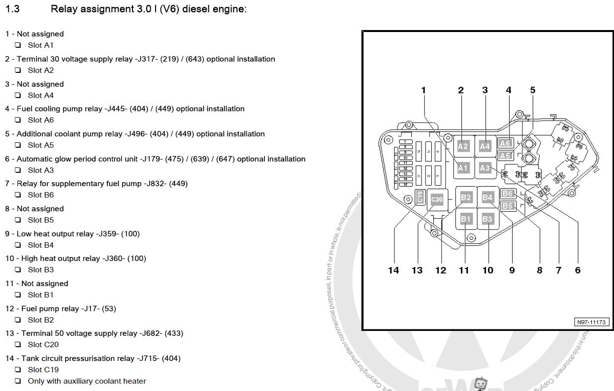Wiring Diagram Vw Touareg : Vw touareg ke control wiring diagram parts auto