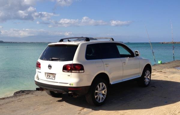Showcase cover image for Perry01's 2008 Volkswagen Touareg