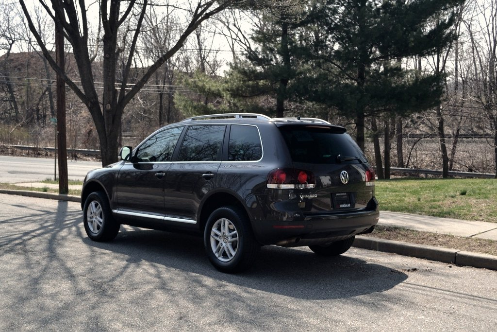 Do i have an AUX adapter? | Club Touareg Forum