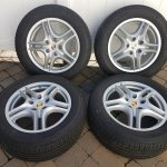 "18"" Touareg Wheels and Tires  Porsche Cayenne, Audi Q7"
