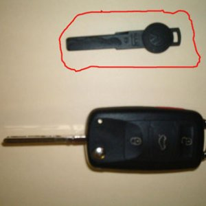 Pictures of the types of keys!