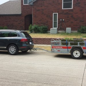 First Time Towing
